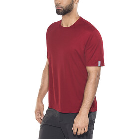 Meru Wembley - Camiseta manga corta Hombre - rojo